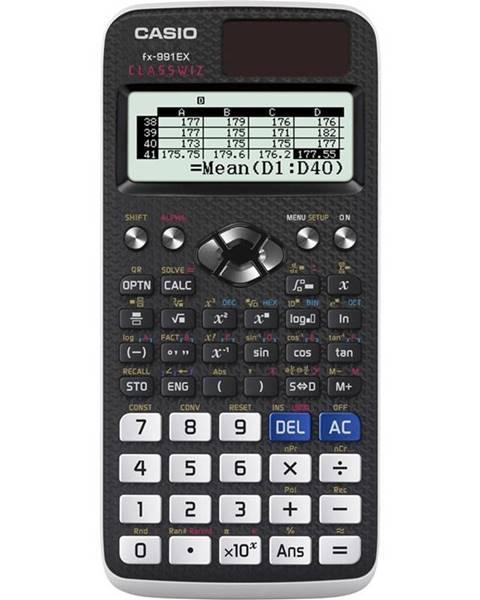 Casio Kalkulačka Casio ClassWiz FX 991 EX čierna