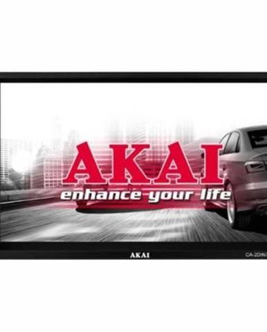 Autorádio s LCD Akai CA-2Din7135s čierne