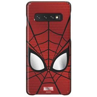 Kryt na mobil Samsung Spider-Man na Galaxy S10 červený