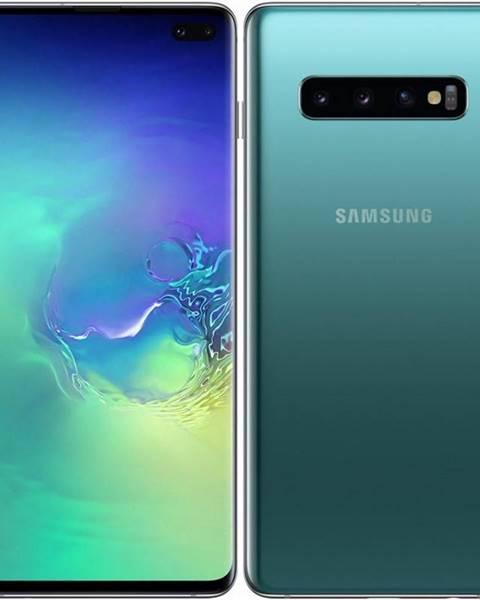 Samsung Mobilný telefón Samsung Galaxy S10+ 128 GB SK zelený