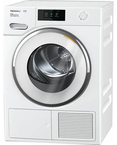 Sušička bielizne Miele T1 White Edition TWR 860 WP biela