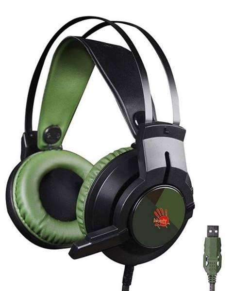 A4Tech Headset  A4Tech Bloody J437 zelený