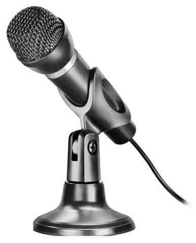 Mikrofón Speed Link Capo Desk & Hand čierny