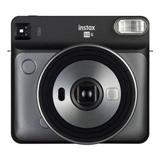 Digitálny fotoaparát Fujifilm Instax Square SQ 6 čierny/siv
