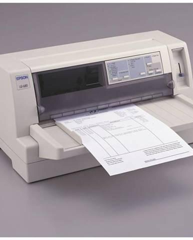 Tlačiareň ihličková Epson LQ-680 Pro biela 413 zn,