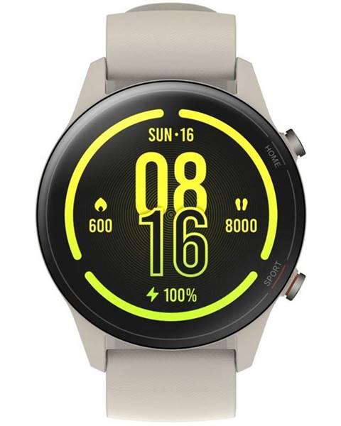 Xiaomi Inteligentné hodinky Xiaomi Mi Watch béžové