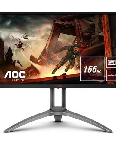 Monitor AOC Ag273qx čierny