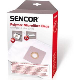 Sáčky pre vysávače Sencor SVC 821RD/BL