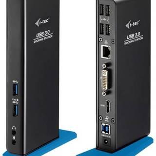 Dokovacia stanica i-tec USB3.0 Dual Hdmi/DVI + USB