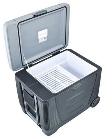 Autochladnička G21 C&W, 45 l, 12/230 V siv