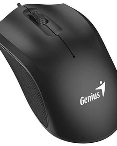 Myš  Genius DX-170 čierna / optická / 3 tlačítka / 1600dpi