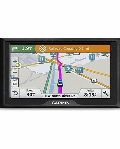 Navigačný systém GPS Garmin Drive 61S Lifetime Europe45 čierna