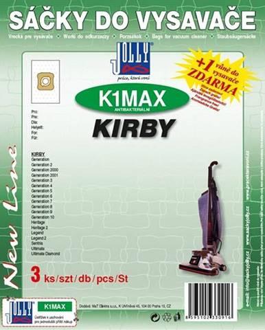 Sáčky pre vysávače Jolly MAX K 1 Kirby