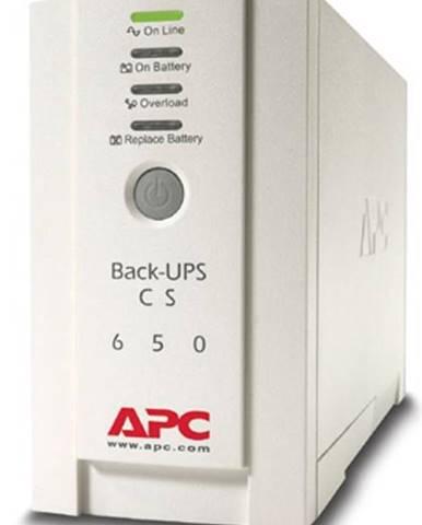 Záložný zdroj APC Back-UPS CS 650I