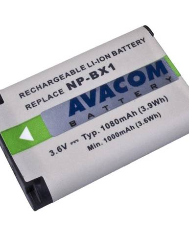Batéria Avacom Sony NP-BX1 Li-ion 3,6V 1080mAh