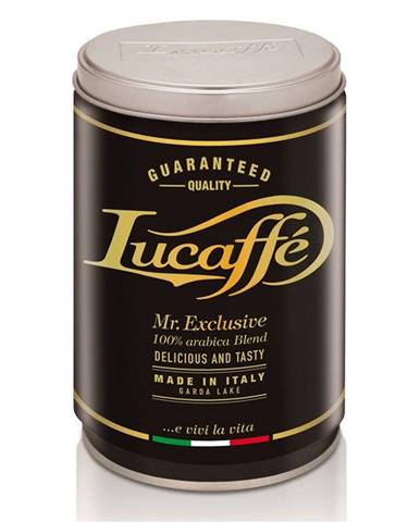 Káva mletá Lucaffé Mr. Exclusive 250g mlet