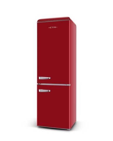 Kombinácia chladničky s mrazničkou ETA Storio retro 237890030