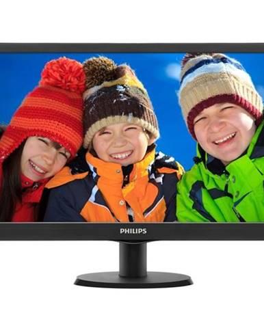 Monitor Philips 203V5lsb26 čierny