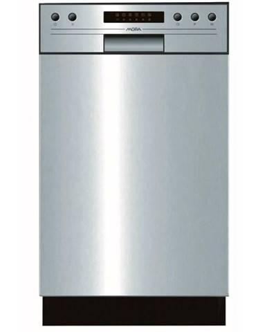 Umývačka riadu Mora VM 533 X nerez