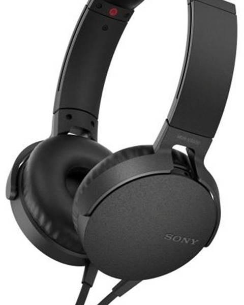 Sony Slúchadlá Sony MDR-Xb550ap Extra Bass™ čierna