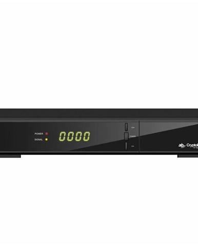 Satelitný prijímač AB Cryptobox 700HD čierny