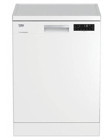 Umývačka riadu Beko DFN 26421 W biela