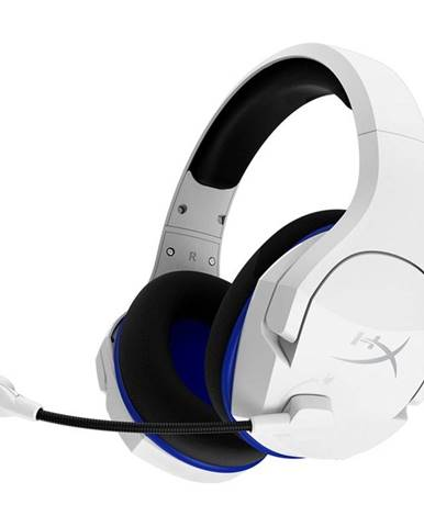 Headset  HyperX Cloud Stinger Core Wireless pro PS4/PS5 biely