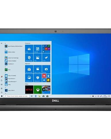 Notebook Dell Latitude 3510 sivý