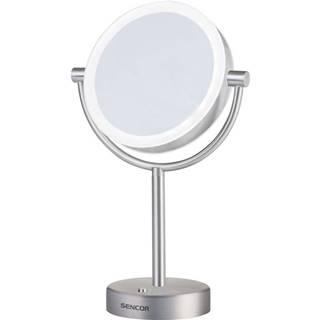 Zrkadlo kozmetické Sencor SMM 3090 strieborn