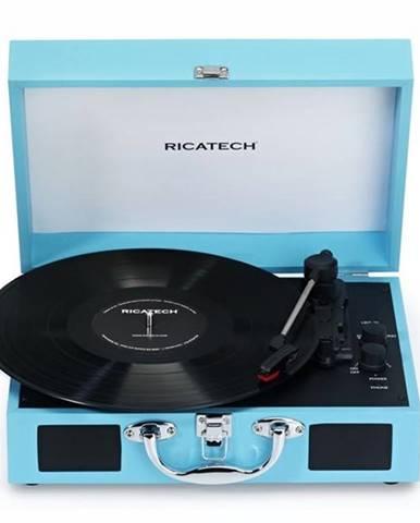 Gramofón Ricatech RTT21 Advanced modrý