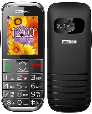 Mobilný telefón MaxCom MM720 čierny