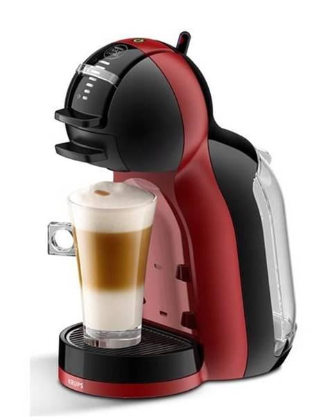 Krups Espresso Krups NescafÉ Dolce Gusto Mini Me  KP120H31 čierne/červen