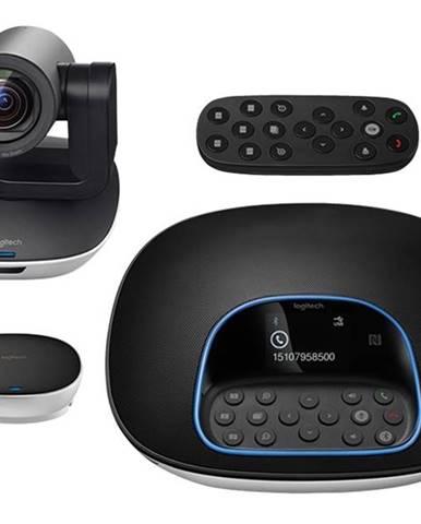 Webkamera Logitech ConferenceCam čierna