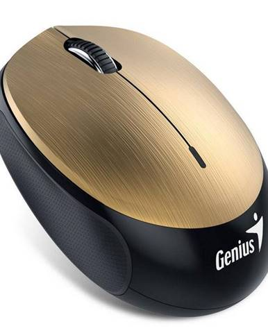 Myš  Genius NX-9000BT zlatá / optická / 3 tlačítka / 1200dpi