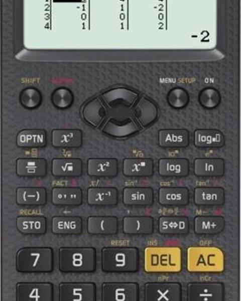 Casio Kalkulačka Casio FX 350 EX čierna