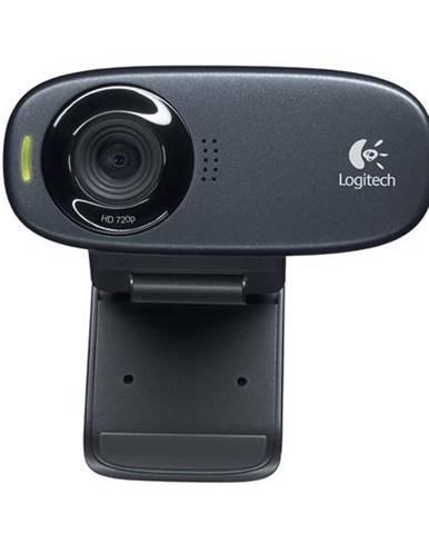 Webkamera Logitech HD C310 čierna