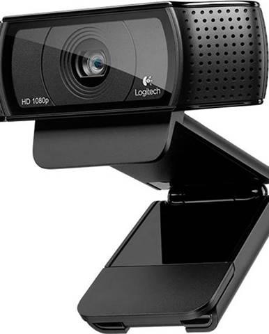 Webkamera Logitech HD Webcam C920 Pro čierna