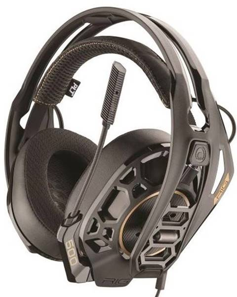 Plantronics Headset  Plantronics RIG 500 PRO HC Dolby Atmos čierny