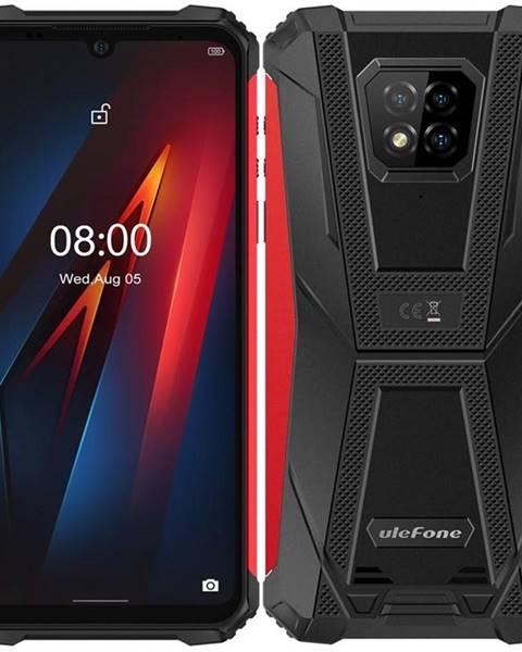 UleFone Mobilný telefón UleFone Armor 8 Dual SIM červený