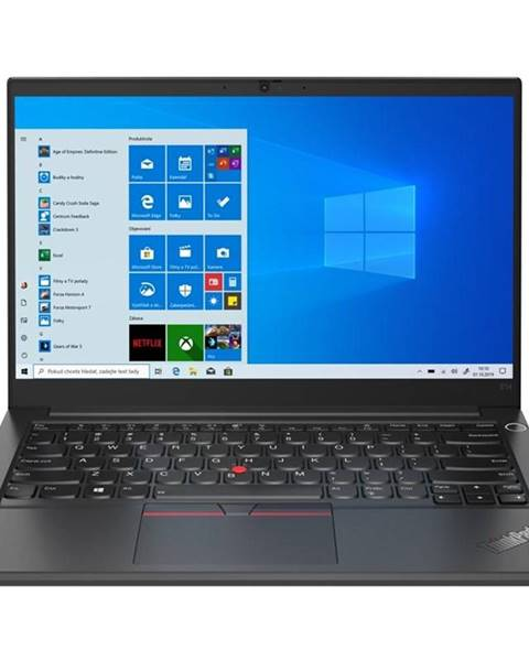 Lenovo Notebook Lenovo ThinkPad E14 Gen 2 čierny