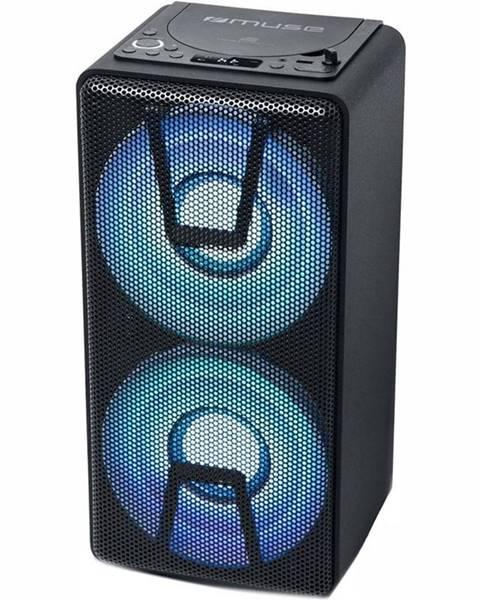 MUSE Párty reproduktor MM-1820 DJ čierny