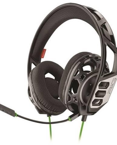 Headset  Plantronics RIG 300 HX pro Xbox One, Xbox Series X čierny