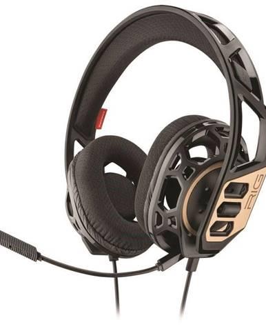 Headset  Plantronics RIG 300 pro PC čierny