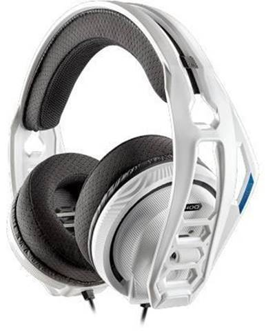 Headset  Plantronics RIG 400HS pro PS4, PS5 biely