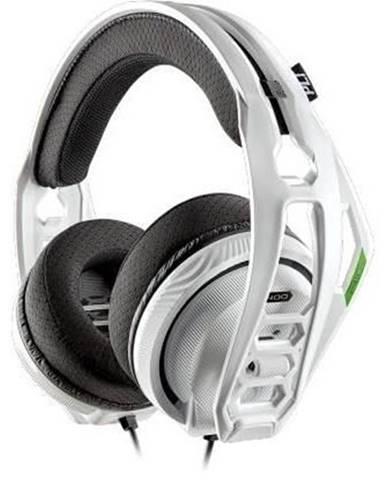 Headset  Plantronics RIG 400HX pro Xbox One, Xbox Series X biely