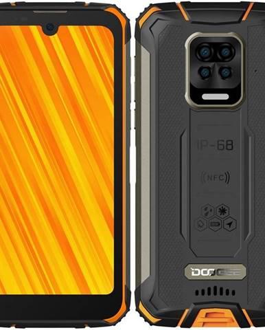 Mobilný telefón Doogee S59 PRO Dual SIM  oranžový