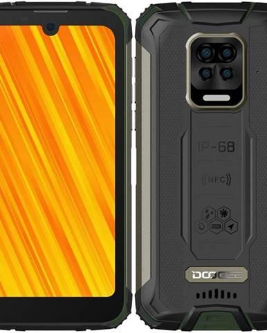 Mobilný telefón Doogee S59 PRO Dual SIM  zelený