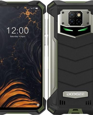 Mobilný telefón Doogee S88 Plus Dual SIM zelený