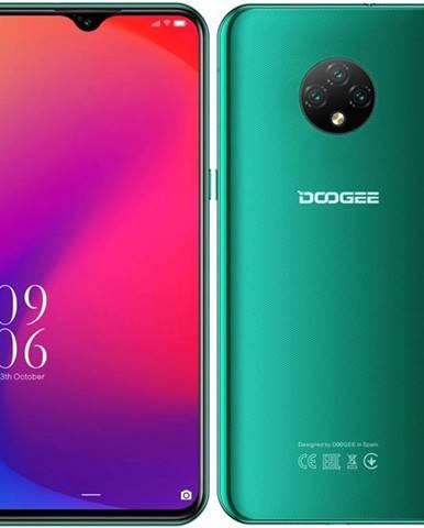 Mobilný telefón Doogee X95 PRO Dual SIM zelený