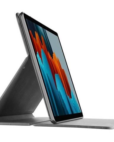 Púzdro na tablet CellularLine Folio na Samsung Galaxy Tab S7 čierne